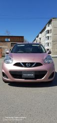 Nissan March, 2015 год, 489 999 руб.
