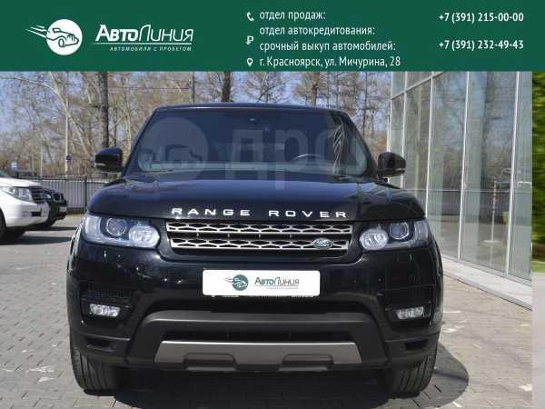Land Rover Range Rover Sport, 2013 год, 2 240 000 руб.