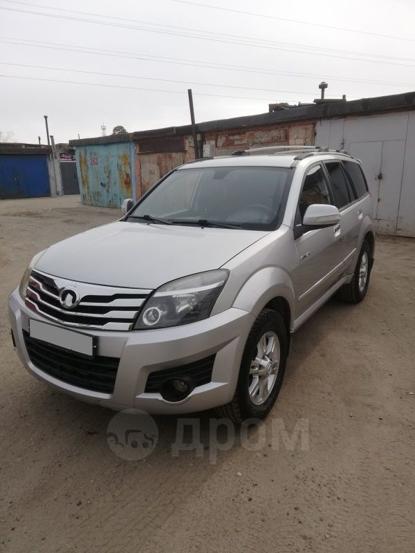 Great Wall Hover H3, 2013 год, 480 000 руб.