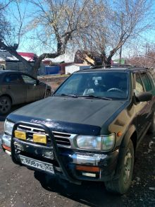 Омск Pathfinder 1998
