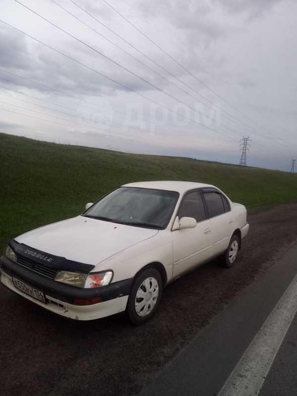Toyota Corolla, 1993 год, 87 000 руб.