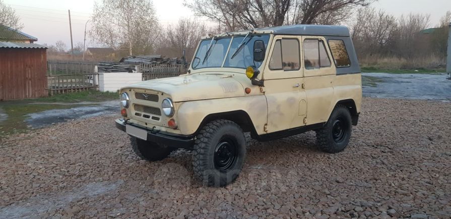 УАЗ 3151, 1990 год, 105 000 руб.