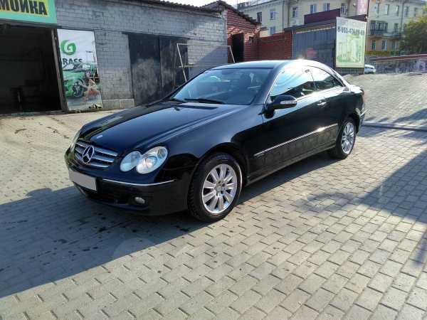Mercedes-Benz CLK-Class, 2007 год, 665 000 руб.