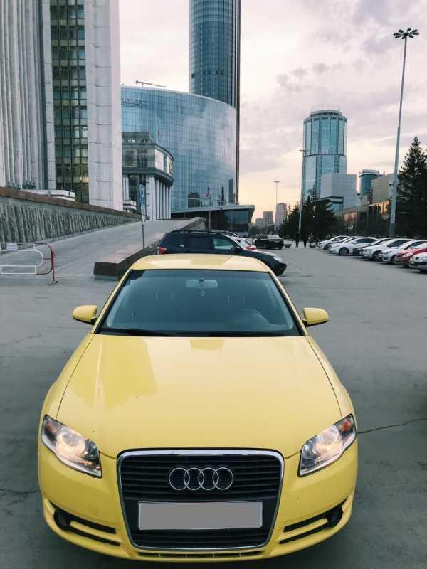 Audi A4, 2007 год, 430 000 руб.