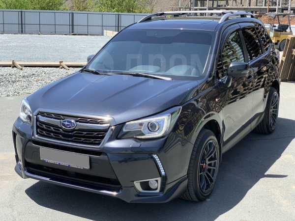 Subaru Forester, 2018 год, 2 240 000 руб.