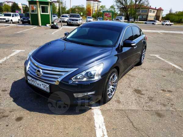 Nissan Teana, 2014 год, 1 000 000 руб.