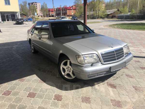 Mercedes-Benz S-Class, 1996 год, 390 000 руб.