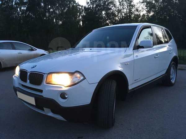 BMW X3, 2009 год, 784 000 руб.