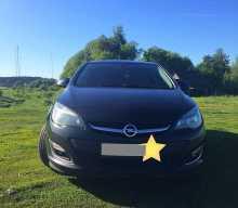 Калуга Opel Astra 2013