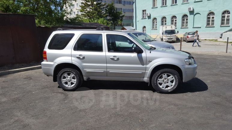 Ford Maverick, 2005 год, 430 000 руб.