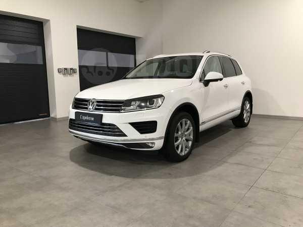 Volkswagen Touareg, 2016 год, 2 490 000 руб.