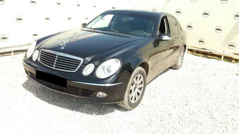 Mercedes-Benz E-Class, 2005 год, 537 000 руб.