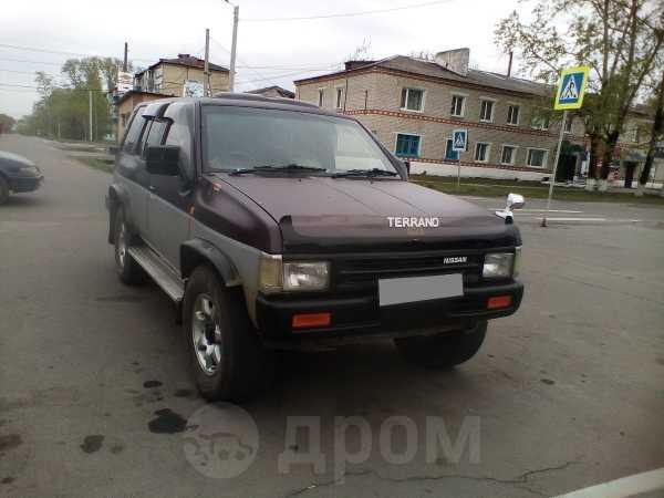 Nissan Terrano, 1992 год, 260 000 руб.