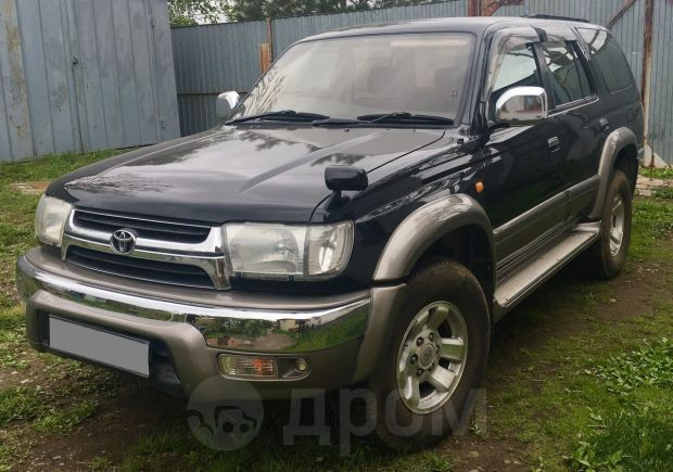 Toyota Hilux Surf, 2000 год, 798 000 руб.
