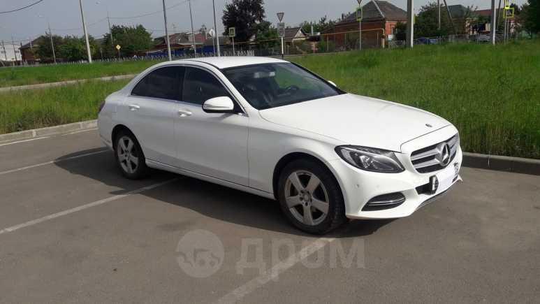 Mercedes-Benz C-Class, 2014 год, 1 260 000 руб.