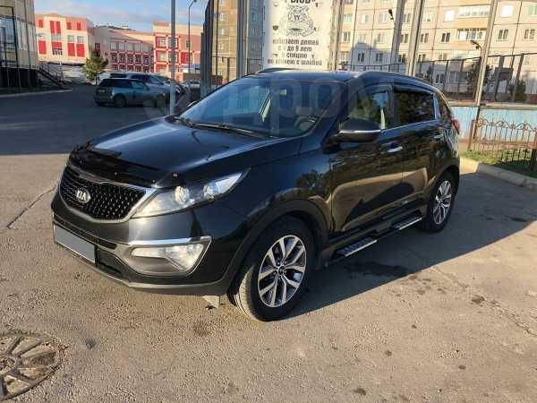 Kia Sportage, 2014 год, 966 000 руб.