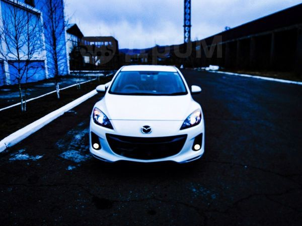 Mazda Axela, 2012 год, 565 000 руб.