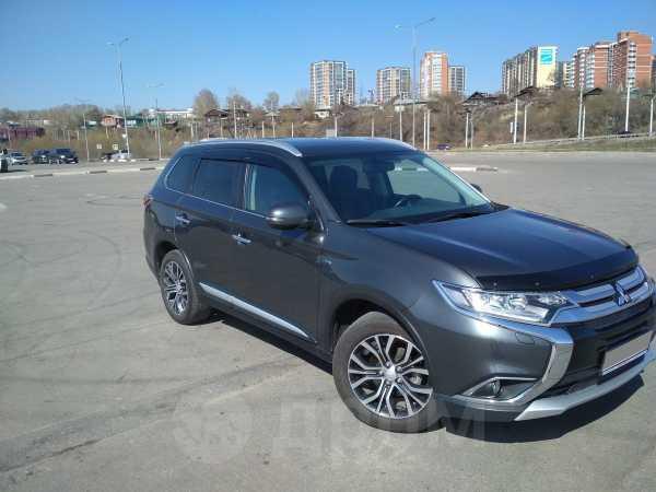 Mitsubishi Outlander, 2015 год, 1 600 000 руб.
