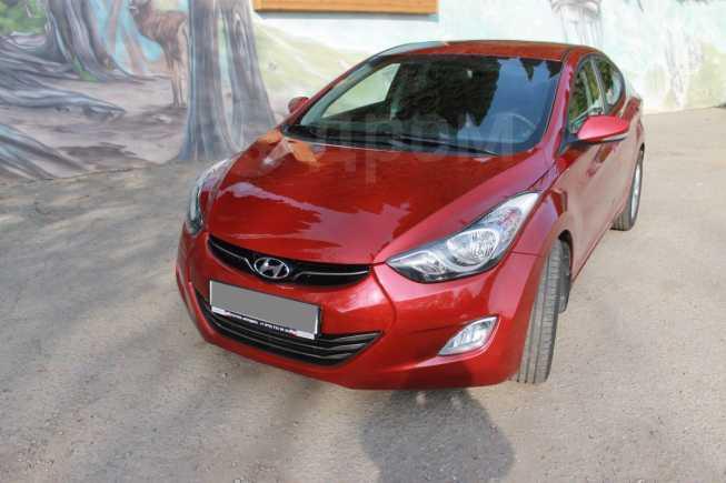 Hyundai Elantra, 2012 год, 720 000 руб.