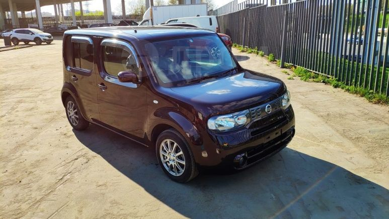 Nissan Cube, 2014 год, 580 000 руб.