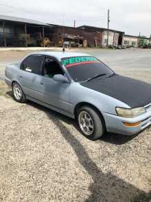 Уссурийск Corolla 1993