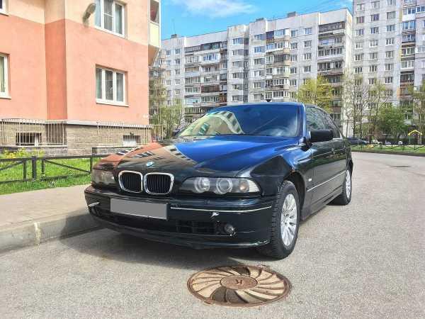 BMW 5-Series, 2002 год, 555 555 руб.