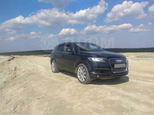 Audi Q7, 2009 год, 1 115 000 руб.