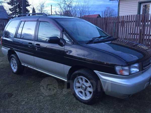 Nissan Prairie Joy, 1997 год, 159 000 руб.