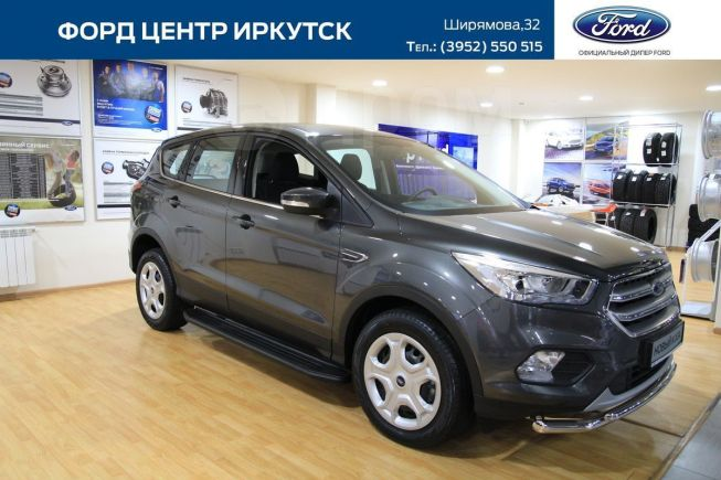 Ford Kuga, 2018 год, 1 477 000 руб.
