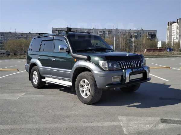 Toyota Land Cruiser Prado, 2000 год, 778 000 руб.
