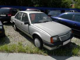 Тольятти Opel Ascona 1987
