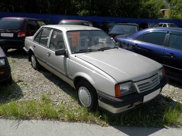 Opel Ascona, 1987 год, 55 000 руб.