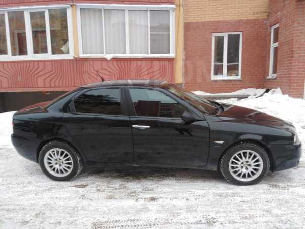 Alfa Romeo 156, 2004 год, 227 000 руб.