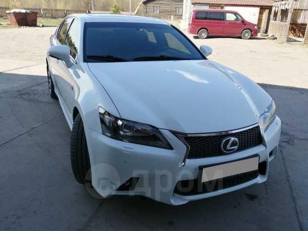 Lexus GS250, 2014 год, 2 150 000 руб.