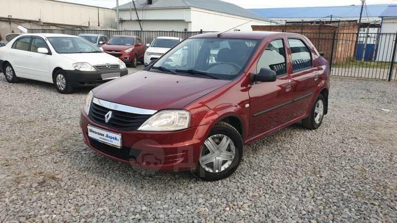 Renault Logan, 2010 год, 299 000 руб.