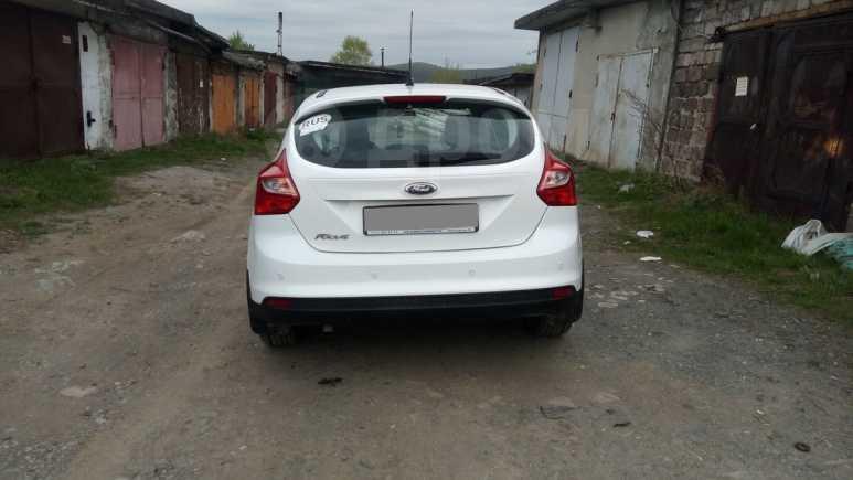 Ford Focus, 2015 год, 510 000 руб.