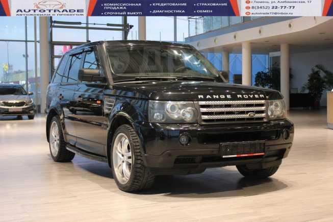 Land Rover Range Rover Sport, 2006 год, 625 000 руб.