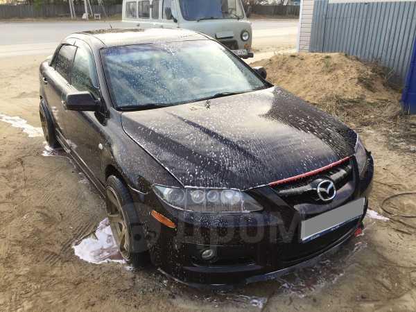 Mazda Mazda6 MPS, 2006 год, 400 000 руб.