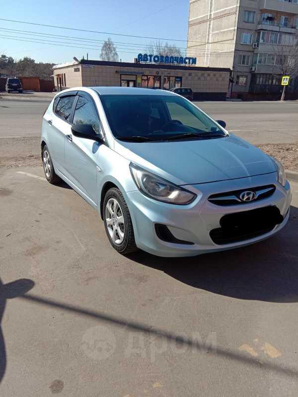 Hyundai Solaris, 2013 год, 440 000 руб.