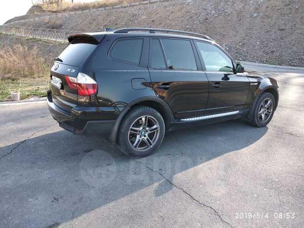 BMW X3, 2008 год, 715 000 руб.