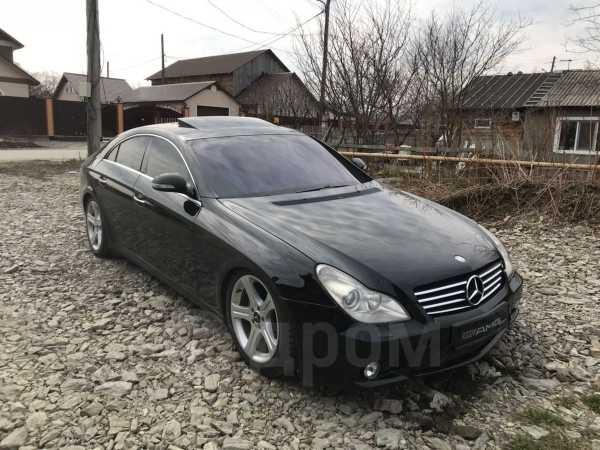 Mercedes-Benz CLS-Class, 2005 год, 790 000 руб.