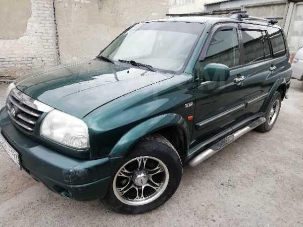Suzuki Grand Vitara XL-7, 2001 год, 330 000 руб.