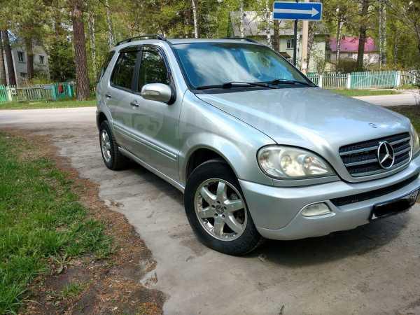 Mercedes-Benz M-Class, 2004 год, 450 000 руб.