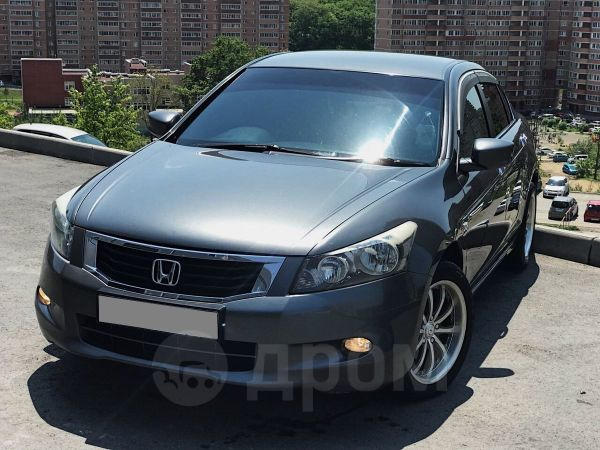 Honda Accord, 2009 год, 650 000 руб.