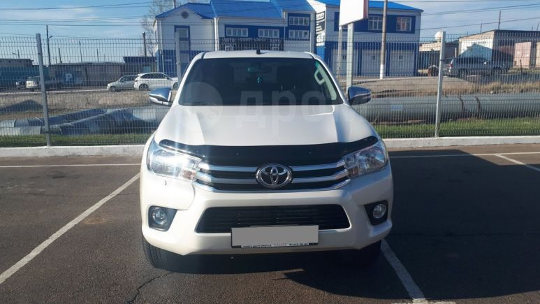 Toyota Hilux Pick Up, 2015 год, 1 769 000 руб.