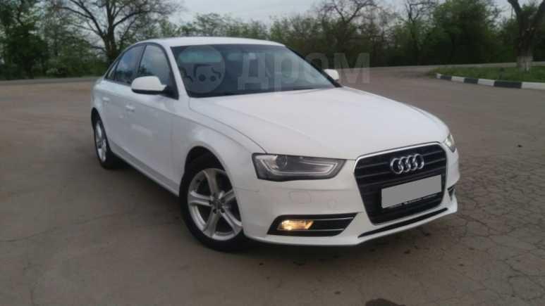 Audi A4, 2014 год, 820 000 руб.