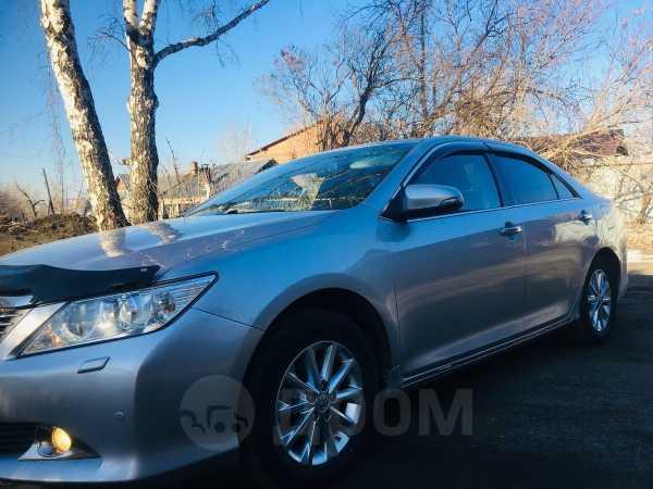 Toyota Camry, 2012 год, 1 015 000 руб.