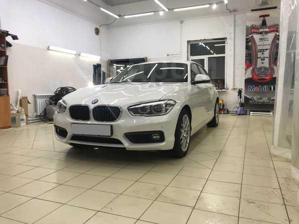 BMW 1-Series, 2017 год, 1 150 000 руб.