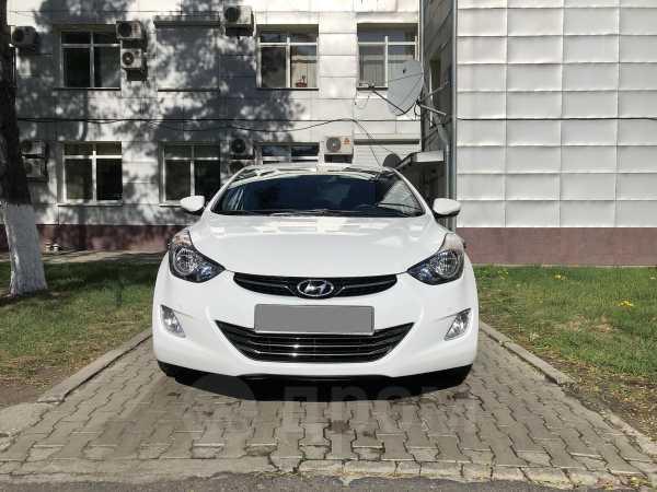Hyundai Elantra, 2012 год, 695 000 руб.