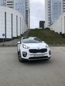 Новосибирск Sportage 2017